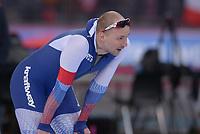 SPEEDSKATING: HAMAR: Vikingskipet, 28-02-2020, ISU World Speed Skating Championships, Sprint, 500m Men, Pavel Kulizhnikov (RUS), ©photo Martin de Jong