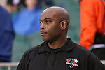 16 May 2008: Atlanta head coach Tony Anglin. The Atlanta Silverbacks Women defeated the Carolina Railhawks Women 5-0 at WakeMed Stadium in Cary, NC in a 2008 United Soccer League W-League regular season game.