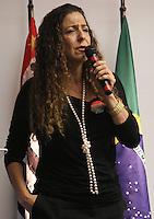 ATENÇÃO EDITOR: FOTO EMBARGADA PARA VEÍCULOS INTERNACIONAIS. - SAO PAULO, SP, 23 DE OUTUBRO 2012 - ENCONTRO NA FIESP COM CANDIDATOS À PRESIDÊNCIA DA ORDEM DOS ADVOGADOS-SP - Federação das Indústrias promove encontro com os candidatos à presidência da Ordem dos Advogados do Brasil (OAB), seção São Paulo. A finalidade é possibilitar que os quatro concorrentes entre eles o candidato Rosana Chiavassa apresente suas propostas aos empresários e advogados de empresas associadas ao CIESP/FIESP.Nesta terça 23. (FOTO:  LEVY RIBEIRO / BRAZIL PHOTO PRESS).