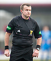 Referee Mike Tumilty.