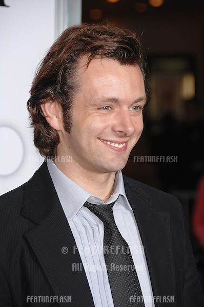 "MICHAEL SHEEN - who plays Tony Blair in ""The Queen"" - at the Los Angeles premiere of ""Stranger than Fiction""..October 30, 2006  Los Angeles, CA.Picture: Paul Smith / Featureflash"