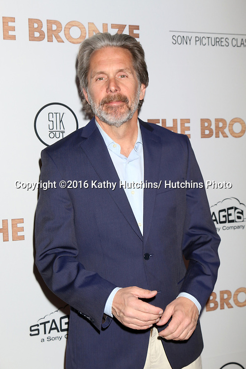 LOS ANGELES - MAR 7:  Gary Cole at the The Bronze Premiere at the SilverScreen Theater at the Pacific Design Center on March 7, 2016 in Los Angeles, CA