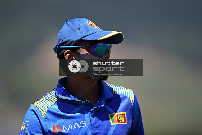 NELSON, NEW ZEALAND January 8: Black Caps v Sri Lanka in the 3rd ODI at Saxton Oval on January 8 2019, Nelson, New Zealand (Photos by Barry Whitnall/Shuttersport Limited)