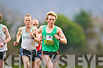 Arthur Fitzgerald Farranfore/Maine Valley in action in the Munster Cross Country chamionship's in Beaufort on Sunday