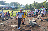 Danny Willett (GBR) makes his way to 12 during 1st round of the 100th PGA Championship at Bellerive Country Cllub, St. Louis, Missouri. 8/9/2018.<br /> Picture: Golffile | Ken Murray<br /> <br /> All photo usage must carry mandatory copyright credit (© Golffile | Ken Murray)