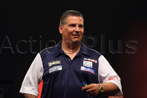 13.06.2015. Frankfurt, Germany. BWIN, PDC World Cup of Darts.  GARY ANDERSON Scotland versus Singapore.