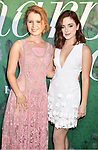 HOLLYWOOD, CA - JUNE 26: Eliza Scanlen (L) and Madison Davenport attend the Los Angeles premiere of the HBO limited series 'Sharp Objects' at ArcLight Cinemas Cinerama Dome on June 26, 2018 in Hollywood, California.