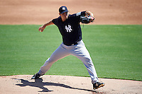 New York Yankees pitcher Brody Koerner (51) during an Instructional League game against the Philadelphia Phillies on September 27, 2016 at Bright House Field in Clearwater, Florida.  (Mike Janes/Four Seam Images)