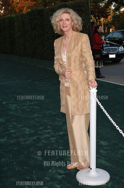 Actress BLYTHE DANNER at the 15th Annual Environmental Media Awards in Los Angeles..October 19, 2005 Los Angeles, CA..© 2005 Paul Smith / Featureflash