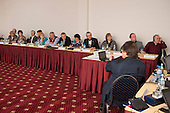 EPSU Eastern Region meeting in Tbilisi.