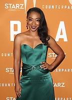 3 December 2018 - Hollywood, California - Betty Gabriel. the Season 2 premiere of Counterpart held at ArcLight Hollywood Hotel. <br /> CAP/ADM/FS<br /> &copy;FS/ADM/Capital Pictures