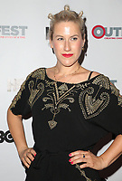 "11 July 2017 - West Hollywood, California - Sissi Neumayr. ""Hello Again"" 2017 Outfest Los Angeles LGBT Film Festival Screening. Photo Credit: F. Sadou/AdMedia"