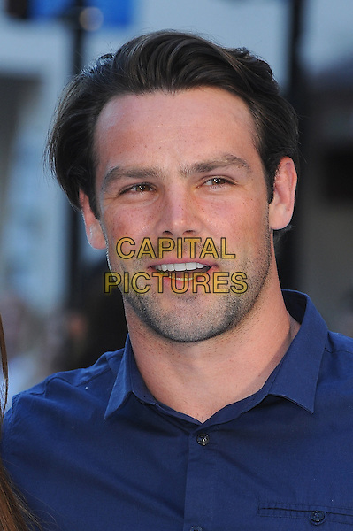 LONDON, ENGLAND - JUNE 30: Ben Foden attends the European Premiere of Magic Mike XXL at Vue West End on June 30, 2015 in London, England.<br /> CAP/BEL<br /> &copy;Tom Belcher/Capital Pictures