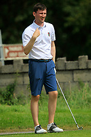 Jason Tobin (Castletroy) on the 4th tee during the AIG Barton Shield Munster Final 2018 at Thurles Golf Club, Thurles, Co. Tipperary on Sunday 19th August 2018.<br /> Picture:  Thos Caffrey / www.golffile.ie<br /> <br /> All photo usage must carry mandatory copyright credit (&copy; Golffile | Thos Caffrey)