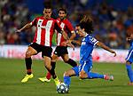 Getafe CF's Marc Cucurella and Athletic Club de Bilbao's Dani Garcia during La Liga match. Aug 24, 2019. (ALTERPHOTOS/Manu R.B.)