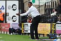 Notts County manager Chris Kiwomya<br />  - Notts County v Stevenage - Sky Bet League One - Meadow Lane, Nottingham - 24th August 2013<br /> © Kevin Coleman 2013