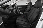 Front seat view of a 2019 Peugeot 5008 Allure 5 Door SUV front seat car photos