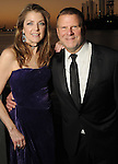 "Hosts Paige and Tilman Fertitta at the San Luis Salute ""Space Pirates"" VIP reception Friday February 24,2017. (Dave Rossman Photo)"
