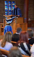 Louisville Presbyterian Theological Seminary Baccalaureate and Graduation 2015