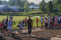 Henrik Stenson (SWE) makes his way to 12 during 1st round of the 100th PGA Championship at Bellerive Country Cllub, St. Louis, Missouri. 8/9/2018.<br /> Picture: Golffile | Ken Murray<br /> <br /> All photo usage must carry mandatory copyright credit (© Golffile | Ken Murray)