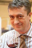 Jean-Luc Baldes Baldès, owner and winemaker at Clos Triguedina, Cahors, France Cahors Lot Valley France