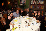 New York, NY - January 25, 2018: A Regional Filipino Celebration dinner hosted at the James Beard House featuring chefs specializing in Pinoy food around the United States. The event, coordinated by the The Filipino Food Movement and JBKollarations, featured dishes by Chefs Francis Ang of San Francisco, Lou Boquila of Philadelphia, Carlo Magna of Portland, Oregon, Melissa Miranda of Seattle and Miguel Trinidad of New York.<br /> <br /> CREDIT: Clay Williams for The James Beard Foundation.<br /> <br /> &copy;Clay Williams / http://claywilliamsphoto.com