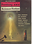 DIG, SG hist., Literatur, The Magazine of Fantasy and Science Fiction, Poul Anderson, Ray Bradbury, John Collier, Robert Sheckley, Clifford D. Simak, Theodore Sturgeon