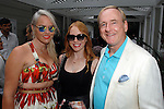 Kelsey Lee Offield, Brynn Cameron, Stephen Maguire==<br /> LAXART 5th Annual Garden Party Presented by Tory Burch==<br /> Private Residence, Beverly Hills, CA==<br /> August 3, 2014==<br /> &copy;LAXART==<br /> Photo: DAVID CROTTY/Laxart.com==