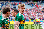 Tommy Walsh, Kerry celebrates after the All Ireland Senior Football Semi Final between Kerry and Tyrone at Croke Park, Dublin on Sunday.