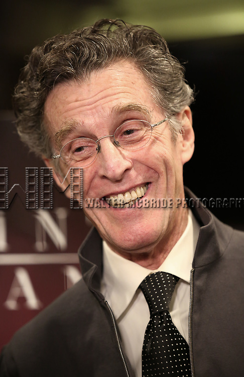 John Glover during the Broadway Opening Night Curtain Call for 'Saint Joan' at the Samuel J. Friedman Theatre on April 25, 2018 in New York City.