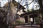 Jack London State Historic Park, Glen Ellen, House of Happy Walls, SC17