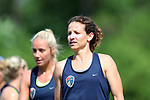 CARY, NC - MAY 04: Elizabeth Eddy. The North Carolina Courage held a training session on May 4, 2017, at WakeMed Soccer Park Field 6 in Cary, NC.