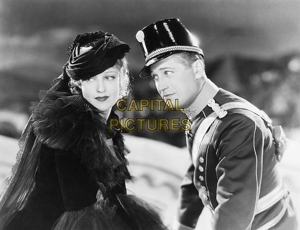 Jeanette MacDonald, Maurice Chevalier.in The Merry Widow (1934).*Filmstill - Editorial Use Only*.CAP/NFS.Supplied by Capital Pictures.