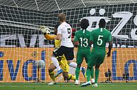 Timo Werner (Deutschland Germany) erzielt das Tor zum 1:0 - 08.06.2018: Deutschland vs. Saudi-Arabien, Freundschaftsspiel, BayArena Leverkusen