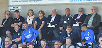 Preston North End's Manager Alex Neil watches the first half from the stand<br /> <br /> Photographer Dave Howarth/CameraSport<br /> <br /> Football Pre-Season Friendly - Bamber Bridge v Preston North End - Saturday 6th July 2019 - Sir Tom Finney Stadium - Bamber Bridge<br /> <br /> World Copyright © 2019 CameraSport. All rights reserved. 43 Linden Ave. Countesthorpe. Leicester. England. LE8 5PG - Tel: +44 (0) 116 277 4147 - admin@camerasport.com - www.camerasport.com