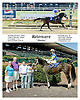 Relinquere winning at Delaware Park on 9/8/10