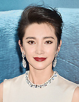 HOLLYWOOD, CA - AUGUST 06: Li BingBing attends the premiere of Warner Bros. Pictures and Gravity Pictures' Premiere of 'The Meg' at the TLC Chinese Theatre on August 06, 2018 in Hollywood, California.<br /> CAP/ROT/TM<br /> &copy;TM/ROT/Capital Pictures