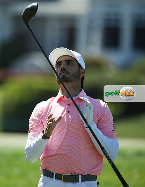 Abraham Ancer (MEX) on the 18th during the 3rd round of the Arnold Palmer Invitational presented by Mastercard, Bay Hill, Orlando, Florida, USA. 07/03/2020.<br /> Picture: Golffile | Scott Halleran<br /> <br /> <br /> All photo usage must carry mandatory copyright credit (© Golffile | Scott Halleran)