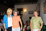 """General Hospital's Kelly Sullivan """"Kate"""" & fans at Uncle Vinnie's Comedy Club on September 9, 2012 in Pt. Pleasant, New Jersey to see their fans for autographs, meet/greet and photos.  (Photo by Sue Coflin/Max Photos)"""