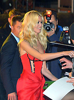 www.acepixs.com<br /> <br /> November 16 2017, Berlin<br /> <br /> Claudia Schiffer arriving at the Bambi Awards 2017 at the Stage Theater on November 16, 2017 in Berlin, Germany. <br /> <br /> By Line: Famous/ACE Pictures<br /> <br /> <br /> ACE Pictures Inc<br /> Tel: 6467670430<br /> Email: info@acepixs.com<br /> www.acepixs.com