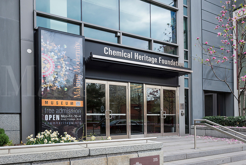Chemical Heritage Foundation, Philadelphia, Pennsylvania, USA