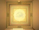 Victorian San Francisco Wallpaper Ceiling