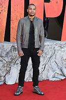 "Chris Eubank Jr. arriving for the ""Rampage"" premiere at the Cineworld Empire Leicester Square, London, UK. <br /> 11 April  2018<br /> Picture: Steve Vas/Featureflash/SilverHub 0208 004 5359 sales@silverhubmedia.com"