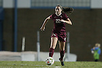 23 October 2014: Florida State's Kirsten Crowley. The University of North Carolina Tar Heels hosted the Florida State University Seminoles at Fetzer Field in Chapel Hill, NC in a 2014 NCAA Division I Women's Soccer match. The game ended in a 1-1 tie after double overtime.