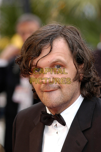 EMIR KUSTURICA.Cannes Film Festival, Cannes, France..May 14th, 2004.Ref: KRA.headshot portrait.www.capitalpictures.com.sales@capitalpictures.com.©Persun/Capital Pictures