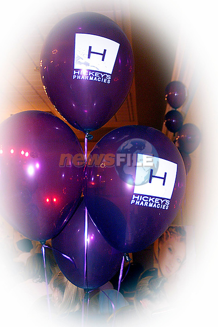 Hickeys ...Pic Tony Campbell/Newsfile