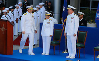 the U.S. Navy Admiral Michele Howard assume the command of Allied Joint Force Command of Naples (JFC/NATO), the command of US Naval Forces Europe and US Naval Forces of Africa . The Admiral Howard is the first afro-american woman   in this command