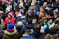 Leeds United's Helder Costa arrives at the ground<br /> <br /> Photographer Chris Vaughan/CameraSport<br /> <br /> The EFL Sky Bet Championship - Leeds United v Sheffield Wednesday - Saturday 11th January 2020 - Elland Road - Leeds<br /> <br /> World Copyright © 2020 CameraSport. All rights reserved. 43 Linden Ave. Countesthorpe. Leicester. England. LE8 5PG - Tel: +44 (0) 116 277 4147 - admin@camerasport.com - www.camerasport.com