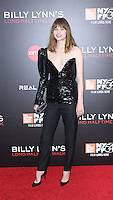 NEW YORK, NY-October 14:Makenzie Leigh at NYFF54 Special Wortldf Premiere Presentation Billy Lynn's Halftime Walk at AMC Lincoln Square in New York.October 14 , 2016. Credit:RW/MediaPunch