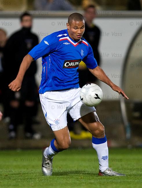 Daniel Cousin, Rangers